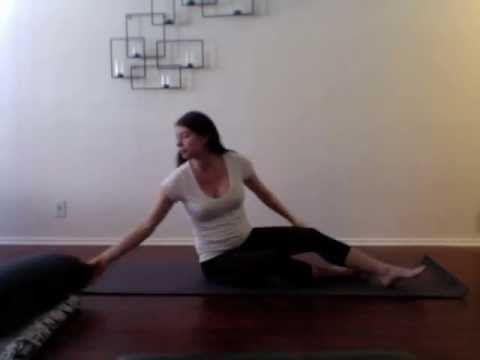 Pregnancy Yoga Week 11 - Nausea and Morning Sickness
