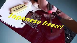 Complete Fender Stratocaster episode 3