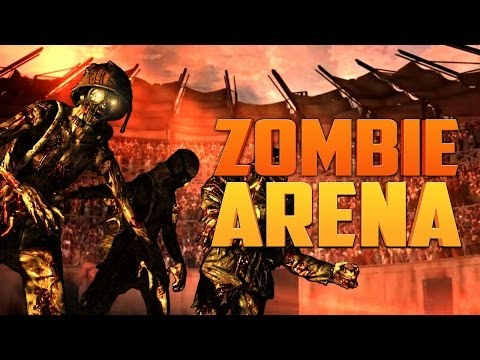 ULTIMATE ZOMBIE ARENA ★ Call of Duty Zombies