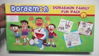 Doraemon Family Fun Pack With Exciting Gifts to Collect