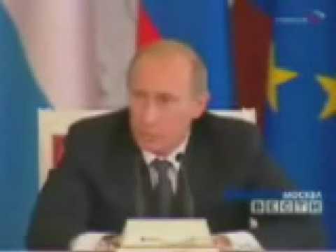 Ответ Путина эстонцам
