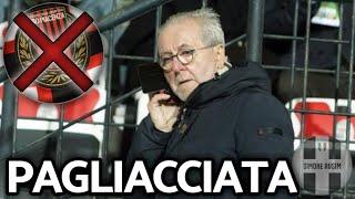 Pro Piacenza radiato. Dalla farsa alla pagliacciata ||| Extra Avsim