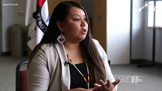 One woman's push to save the Dakota's language