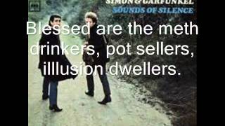 Watch Simon  Garfunkel Blessed video