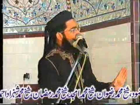 Maulana Nasir Madni Ghazi Ilam Din Shaheed Part 1 2.avi video