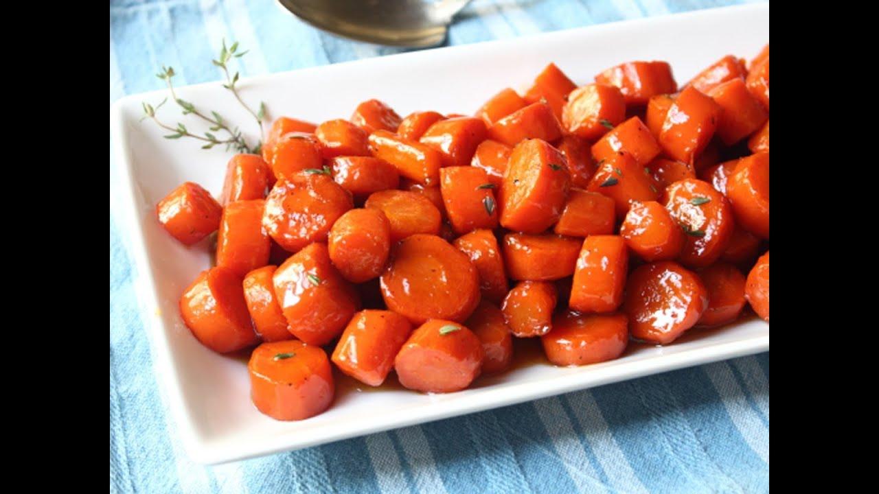 glazed carrots bourbon honey glazed carrots bourbon glazed roasted ...