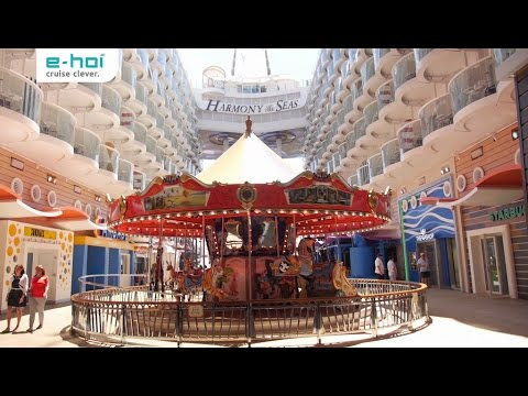 Familienschiff Harmony of the Seas - e-hoi