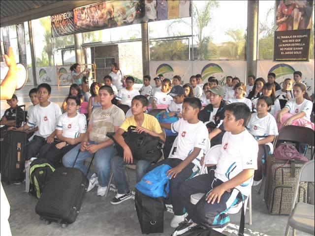 Campamento Secundaria 1 Froylan Parroquin Garcia Cuernavaca