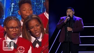 Reaction To Detroit Youth Choir & Luke Islam's Flawless 'AGT' Semi-Final Performances