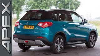 SUZUKI VITARA 1.6 ALLGRIP DIESEL - Review (English Subtitles) (2015)