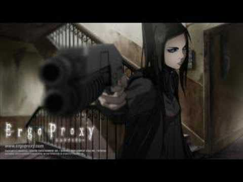 ergo proxy eding(full)