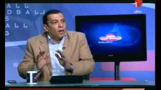اسامة خليل: احنا بنحافظ علي كرامتنا من مرتضي منصور.. وهنلجأ للقضاء