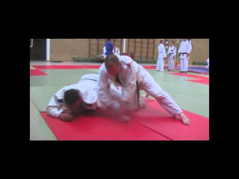Judo newaza techniques series Image 1