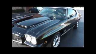 1971 Pontiac GTO Judge Hardtop