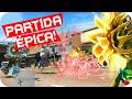 Partida Épica! - Plants Vs Zombies Garden Warfare