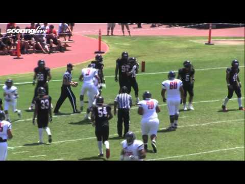 ScoringLive: Saint Louis vs. Iolani - Jahred Silofau, 20 yard run