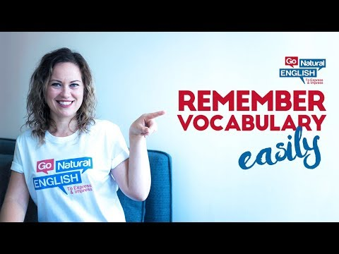 3 Ways to Quickly Build and Remember Vocabulary in English
