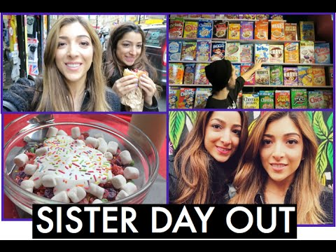 Sister Day Out! Vlogmas Day 19!   Amelia Liana video