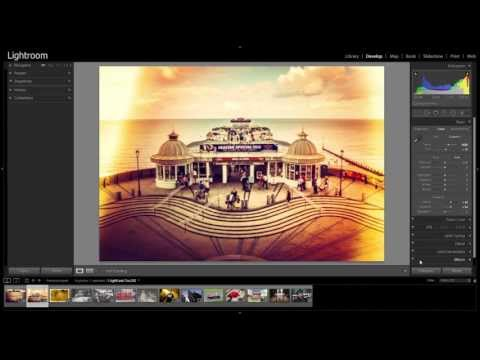 Light Leak Effect - Creative Lightroom Episode 1