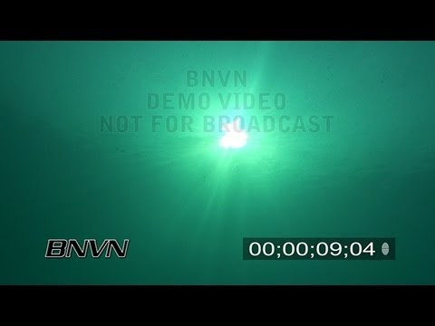 6/20/2007 Sun as Seen From Underwater