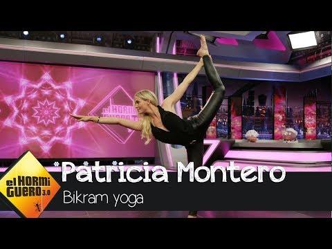 Patricia Montero sorprende a Pablo Motos con el Bikram Yoga - El Hormiguero 3.0