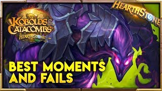 Best Moments & Fails Ep. 4 | Hearthstone