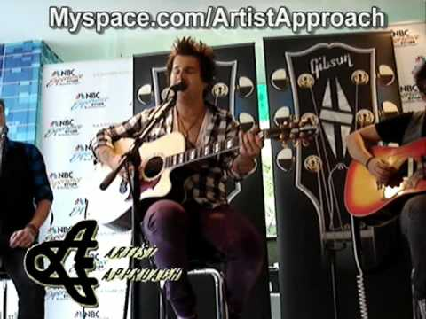 Ryan Cabrera - Rise (the Dog Barks)