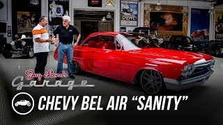 "1962 Chevy Bel Air ""Sanity"" - Jay Leno's Garage"