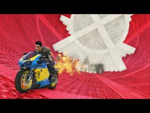 EL TUBO MAS IMPOSIBLE DEL MUNDO!! - CARRERA GTA V ONLINE - GTA 5 ONLINE