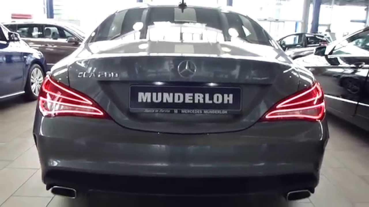 Mercedes Benz Cla >> 2013 Mercedes-Benz CLA 200 ''AMG Line'' 156 Hp 230 Km/h ...