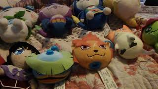 My anime plush collection part 1