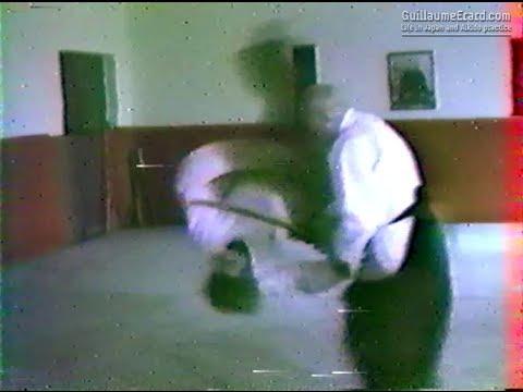André Nocquet, 8th Dan Aikido - Tachi Dori