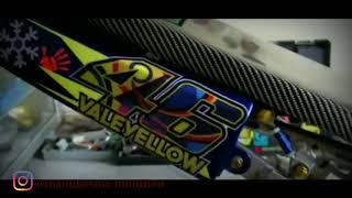 Ninja r ffa monthai racing Mkm.