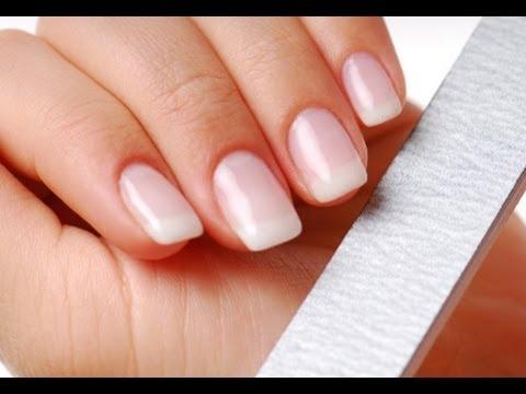 comment avoir les ongles long vite