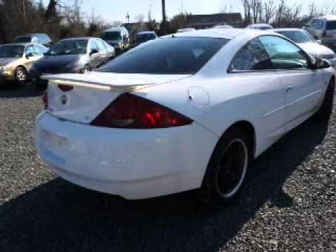 2002 Mercury Cougar - East Brunswick NJ
