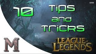 10 Tips For League Of Legends | League of Legends Beginner Guide