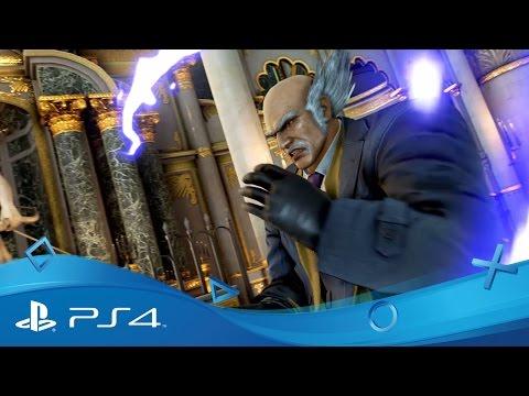 Tekken 7   Rage and Sorrow - Release Date Trailer   PS4