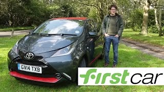 Toyota Aygo review - First Car
