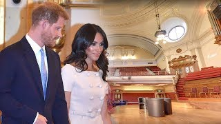 Harry & Meghan will attend gala concert in Westminster aiming to help troops with PTSD