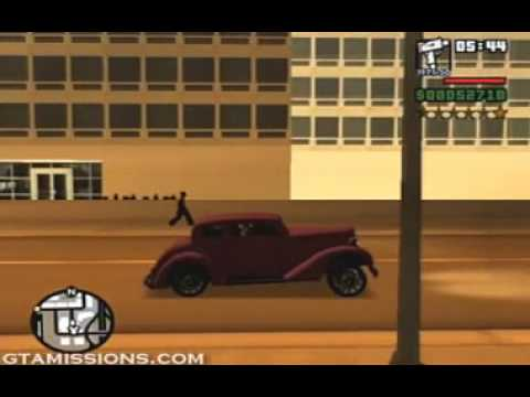 GTA: San Andreas - ps2 - 80 - You