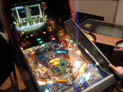 Star Wars Episode 1 Pinball