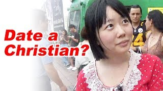 What Japanese Girls Think of Christianity and Dating Christians (Interview)