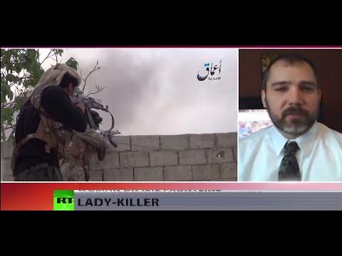 Female jihadist geo-tracked from Canada to ISIS frontline