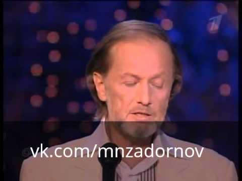 """Михаил Задорнов """"Реклама или наркотики?"""""""