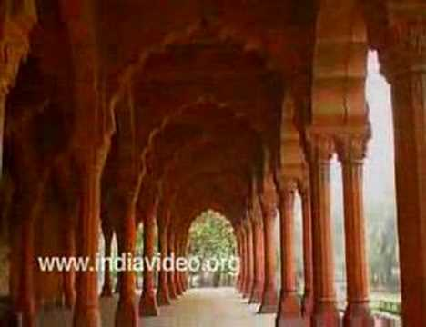 Diwan-I-Am: Hall of Public Audience