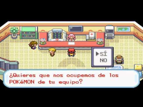 Vamos A Jugar Pokemon Rojo Fuego #4 // Abra Ql Pesado! D:!