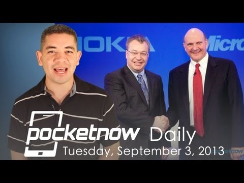 iPhone 5S event, Android 4.4 Kit Kat, Microsoft buys Nokia & more - Pocketnow Daily