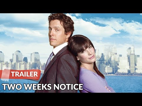 Two Weeks Notice 2002 Trailer HD | Sandra Bullock | Hugh Grant