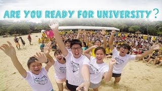 Are you ready for University? (NTU NBS CAMP 2015)   Butterworks