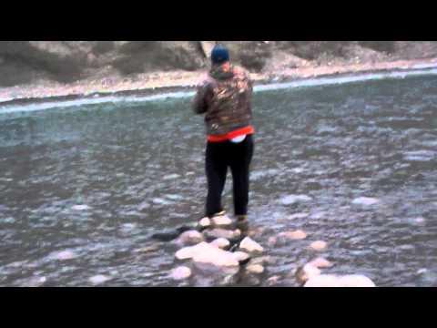 Steelhead Fishing In British Columbia Canada